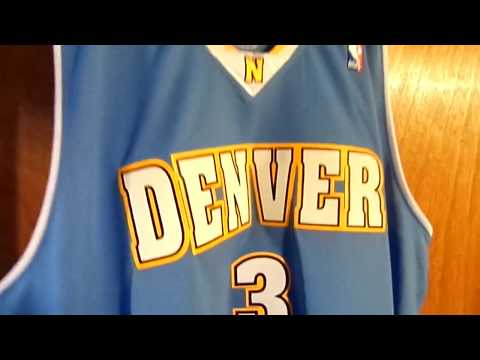 Ty Lawson Road Denver Nuggets Swingman Jersey Review