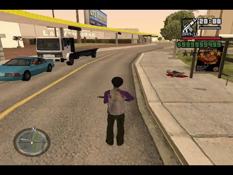 GTA San Andreas - PutiClub [Loquendo]