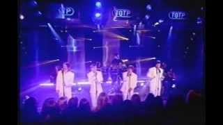 "Take That on Top Of The Pops - ""How Deep Is Your Love""  - 1996"