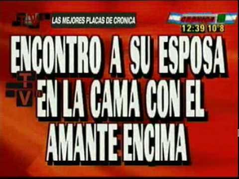 Cronica las noticias m s graciosas taringa for Noticias farandula argentina hoy