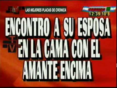 Cronica las noticias m s graciosas taringa for Chimentos de hoy en argentina