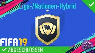 LIGA-/NATIONEN-HYBRID SBC! [BILLIG/EINFACH] | GERMAN/DEUTSCH | FIFA 19 ULTIMATE TEAM
