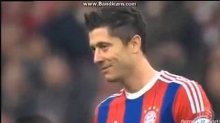 Reus And Lewandowski-Anılar