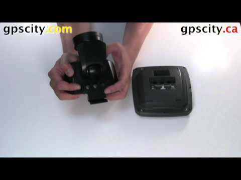 Looking in the Box of the Garmin Echo 550C Fish Finder with GPS City