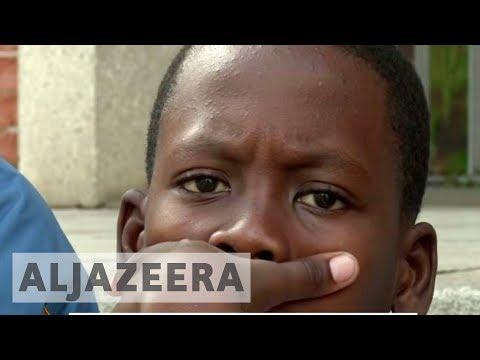 Haitian migrants struggle in Brazil