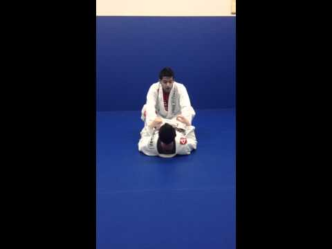 Surrey Martial Arts- Brazilian Jiu-Jitsu (BJJ) Grappling Guard Pass Basics Image 1