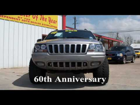 2001 Jeep Grand Cherokee 4x4 Lifted On 33 S We Finance