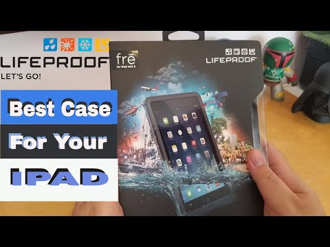Lifeproof Fre Case for Apple Ipad Mini: Unboxing, Review and Test