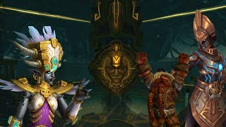 The Story of Uldir - Battle for Azeroth [Lore]