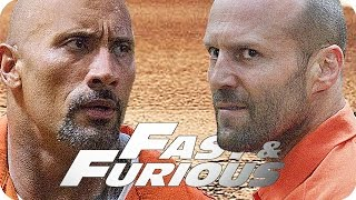 FAST AND THE FURIOUS SPIN-OFF Movie? What to expect from Dwayne Johnson & Jason Statham