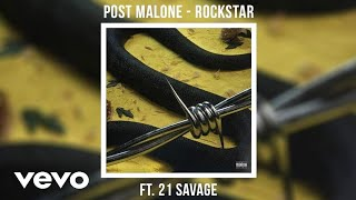download lagu Post Malone - Rockstar Ft. 21 Savage gratis