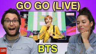 "download lagu Bts ""go Go Comeback Stage"" • Fomo Daily Reacts gratis"