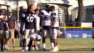 Dez Bryant Gets In Training Camp Fight