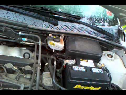 2005 Ford Focus Starting Problem Part 2 Youtube