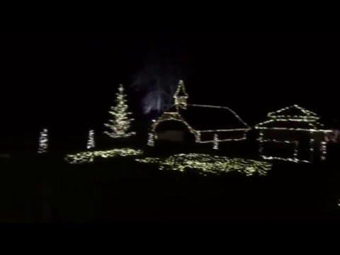 Ночной Рождественский Люцерн/Christmas Night Luzern