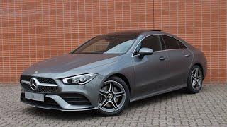 Mercedes-Benz CLA-Klasse CLA 200 Advantage / AMG Line / Panoramadak / Apple Carplay / DAB+ Automaat