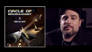 CIRCLE OF BEQUEMLICHKEIT - Exklusiv Interview zum Release der neuen Single