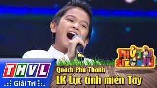 THVL | Thử tài siêu nhí - Tập 14: LK Lục tỉnh miền Tây - Quách Phú Thành