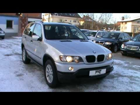 2002 BMW X5 3.0i 4X4 STEPTRONIC Full Review,Start Up, Engine, and In Depth Tour