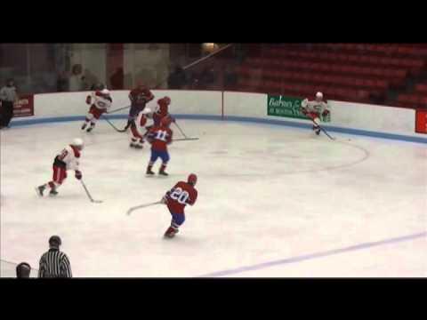 Catholic Memorial Varsity Hockey vs Natick High School