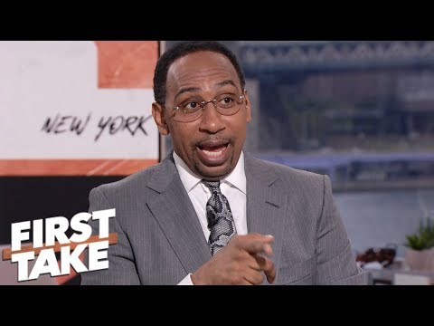 Stephen A. doesn't believe Patrick Mahomes is one of the NFL's best young QBs | First Take | ESPN