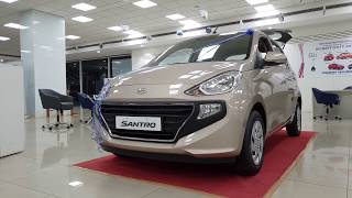 All New Hyundai Santro Imperial Beige Color | Exterior and Interior in 4K 60FPS