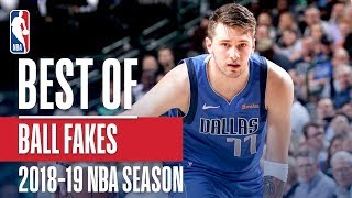 NBA's Best Ball Fakes | 2018-19 NBA Season | #NBAHandlesWeek