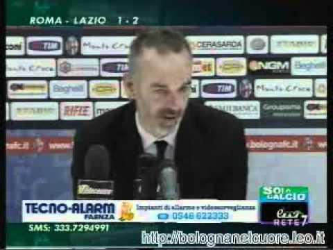 Bologna FC 1909 – Novara 1- 0 04/03/2012 Pioli in sala stampa