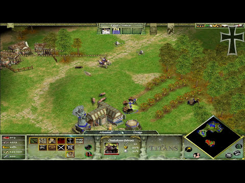 Age of Mythology The Titans - Misión 2: