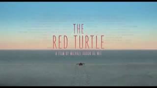 The Red Turtle Official Trailer #1 2016 Studio Ghibli Animated Movie HD