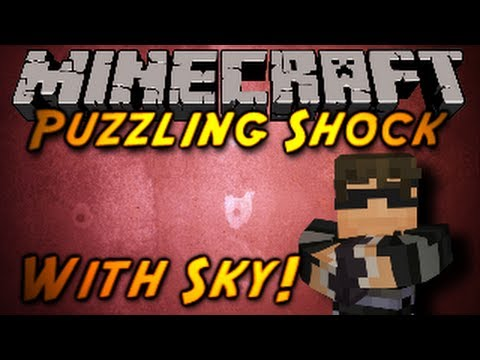 Watch Minecraft: Puzzling Shock Part 1!