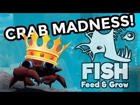 Download i am the crab king crab madness event feed for Fish and grow