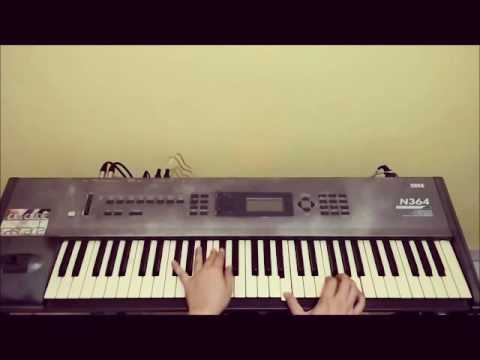 maliq & d'essentials - kangen (piano cover)