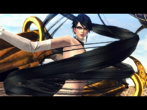 Bayonetta 2: Primeira Gameplay - Exclusivo Nintendo Wii U - HD 1080p