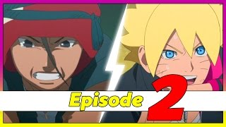 Iwabe Is Kawaki's True Identity? Boruto vs Iwabe Boruto Episode 2