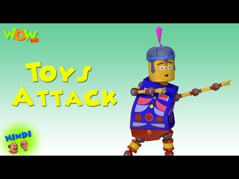 Toys Attack - Motu Patlu in Hindi WITH ENGLISH, SPANISH & FRENCH SUBTITLES thumbnail