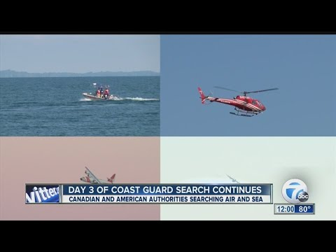 US Coast Guard continues day 3 of missing fisherman 'Rescue Mission'