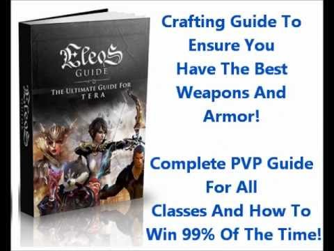 TERA LEVELING GUIDE   THE ULTIMATE GUIDE FOR TERA
