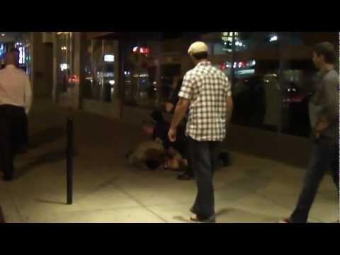 (OFFICIAL) Naked Ninja vs Cops as Seen on Tosh.0 - Streaker vs Indy