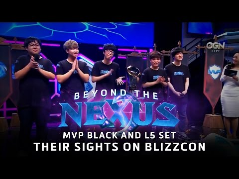 Beyond The Nexus Ep 16: MVP Black And L5 Set Their Sights On BlizzCon