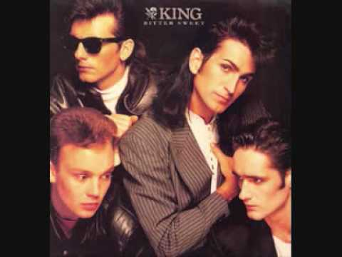 King - The Taste Of Your Tears (Bitter Sweet)
