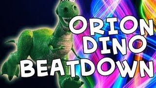 Orion: Dino Beatdown | Ep.1| I want to slay Dinos NOW! ft Immortalhd