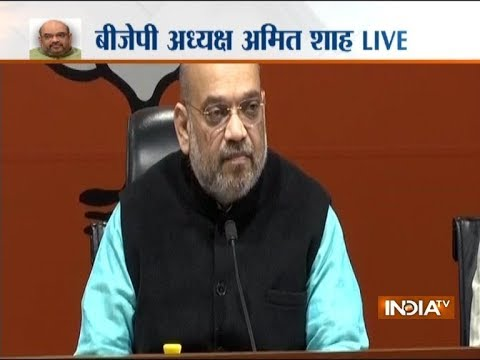 Mamata govt trying to stifle democracy in Bengal: Amit Shah