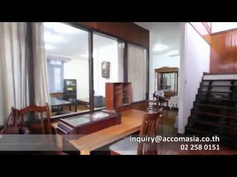 House for Rent in Bangkok – Ruamrudee | Ploenchit BTS.