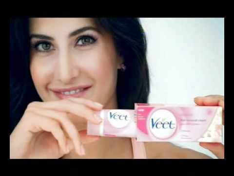 Cool Commercials : Katrina Kaif in Veet TV Ad