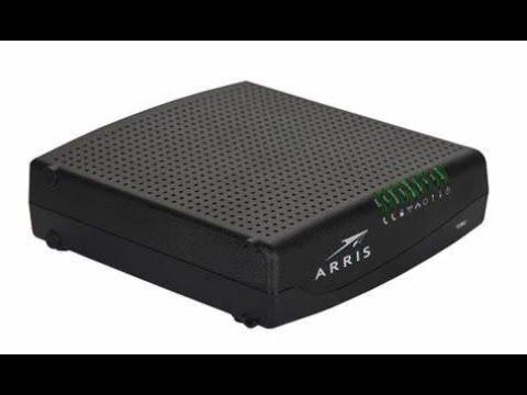 Como configurar a senha Wi-Fi no Arris TG862