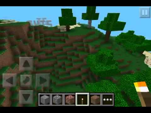 Minecraft PE mod review 0.6.1 smooth shader