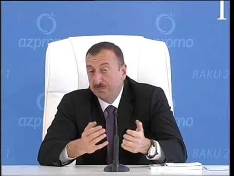 İlham Əliyevin Azərbaycan-Çexiya biznes forumunda nitqi. 17.05.2011