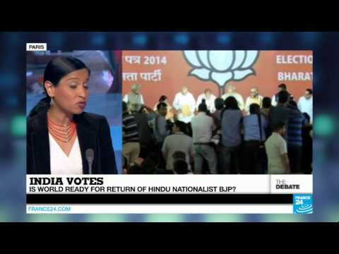 Leela Jacinto about India's election & Modi - #F24Debate