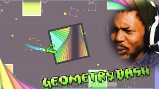 THESE LEVELS ARE BEAUTIFUL BRO | Geometry Dash #21